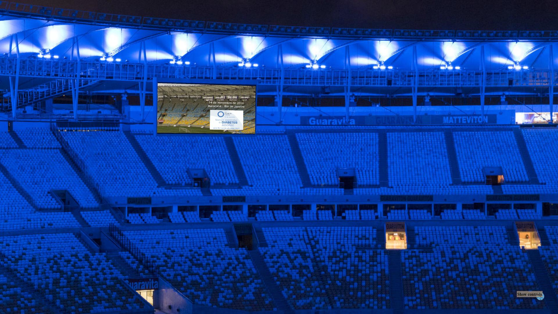 Maracanã Azul 14-11